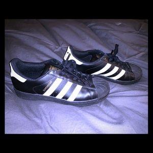 Adidas Shell Toe 8.5 Women